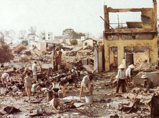 Images of Vietnam after the Vietnam War