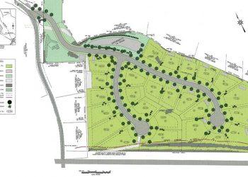 Subdivision Site Plan