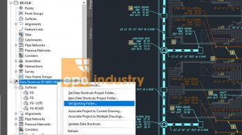 Increased-productivity-by-using-Data-shortcut-in-Civil-3D