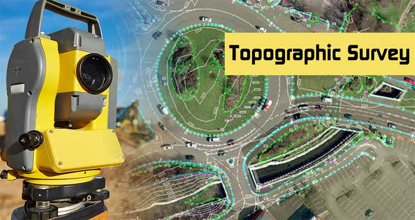 Outsource Topographic Survey Drafting Services